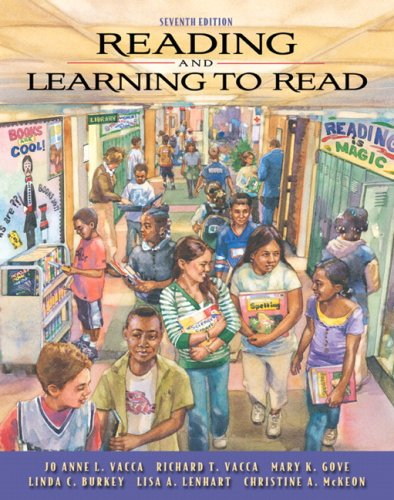 Reading And Learning To Read (7Th Edition)