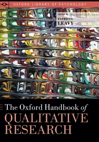 The Oxford Handbook Of Qualitative Research (Oxford Library Of Psychology)