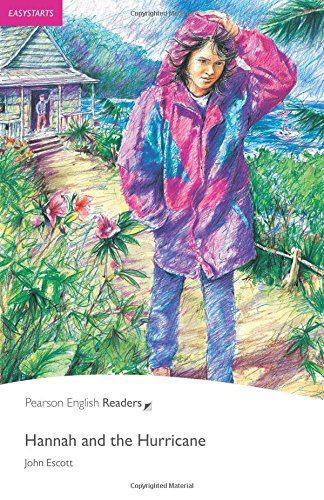 Hannah and the Hurricane, EasyStart, Penguin Readers (2nd Edition) (Penguin Readers, Easystart)