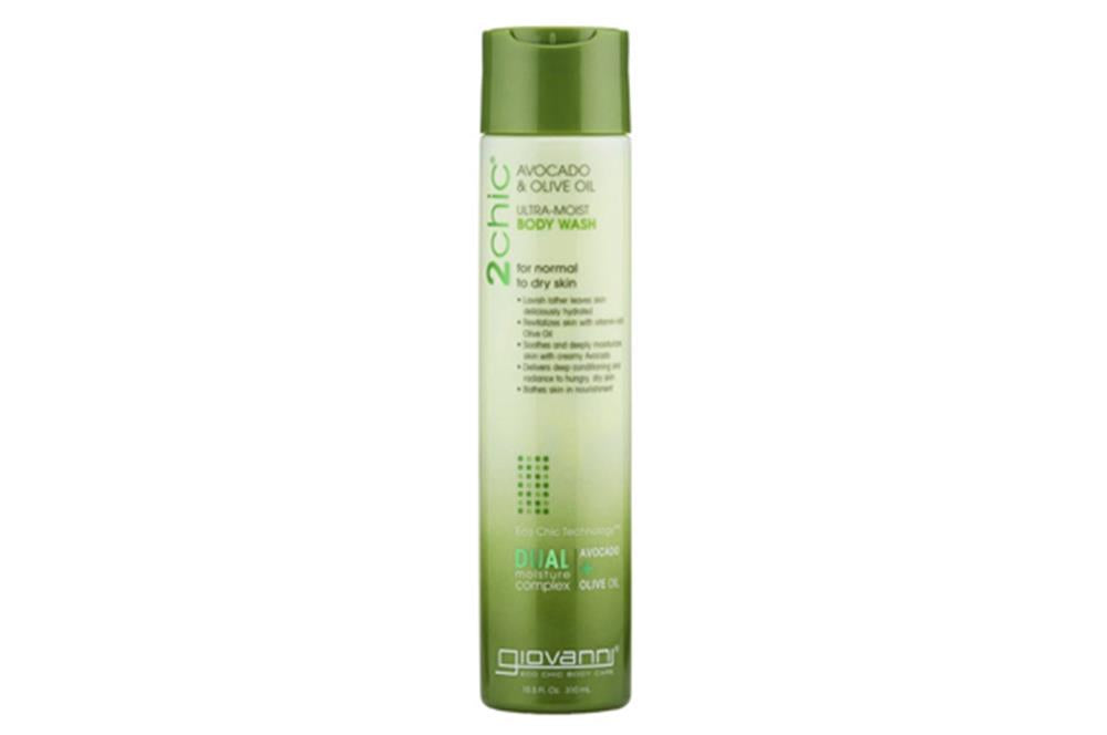 Giovanni Hair Care Products - 2Chic Body Wash Ultra-Moist Avocado And Olive ( 2 - 10.5 FZ)-BHA