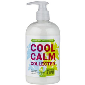 Citrus Mint Cool And Calm Lotion ( 3 - 12 FZ)-BHA