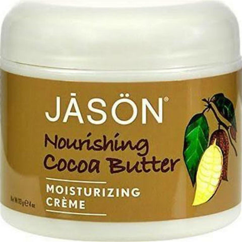 Jason Natural Products - Cocoa Butter Intensive Moisturizing Creme ( 2 - 4 OZ)-BHA