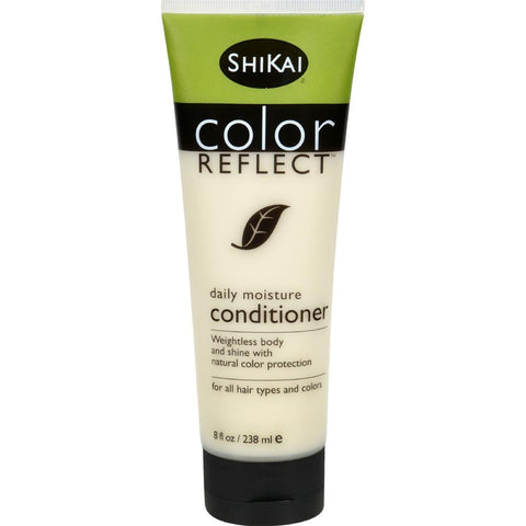 Shikai Products - Color Reflect Daily Moisture Conditioner ( 2 - 8 FZ)-BHA