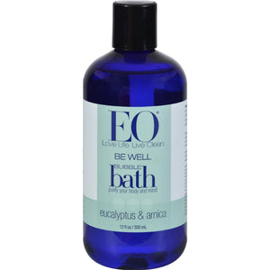 Eucalyptus And Arnica Bubble Bath ( 2 - 12 FZ)-BHA