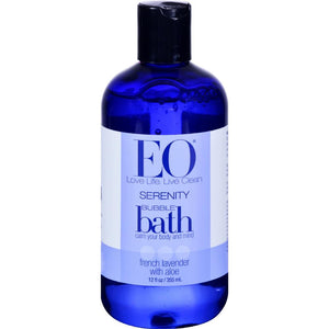 French Lavender With Aloe Bubble Bath Serenity ( 2 - 12 FZ)-BHA