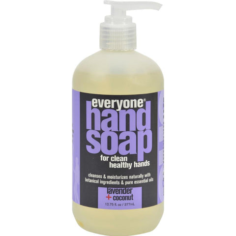 Lavender And Coconut Everyone Hand Soap ( 2 - 12.75 FZ)-BHA