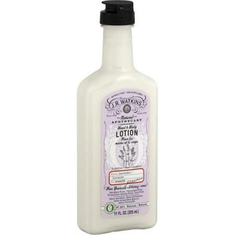 J.R. Watkins - Lavender Hand And Body Lotion ( 2 - 11 FZ)-BHA