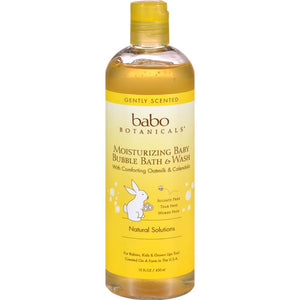 Moisturizing Oatmilk Baby Bubble Bath And Wash ( 1 - 15 OZ)-BHA