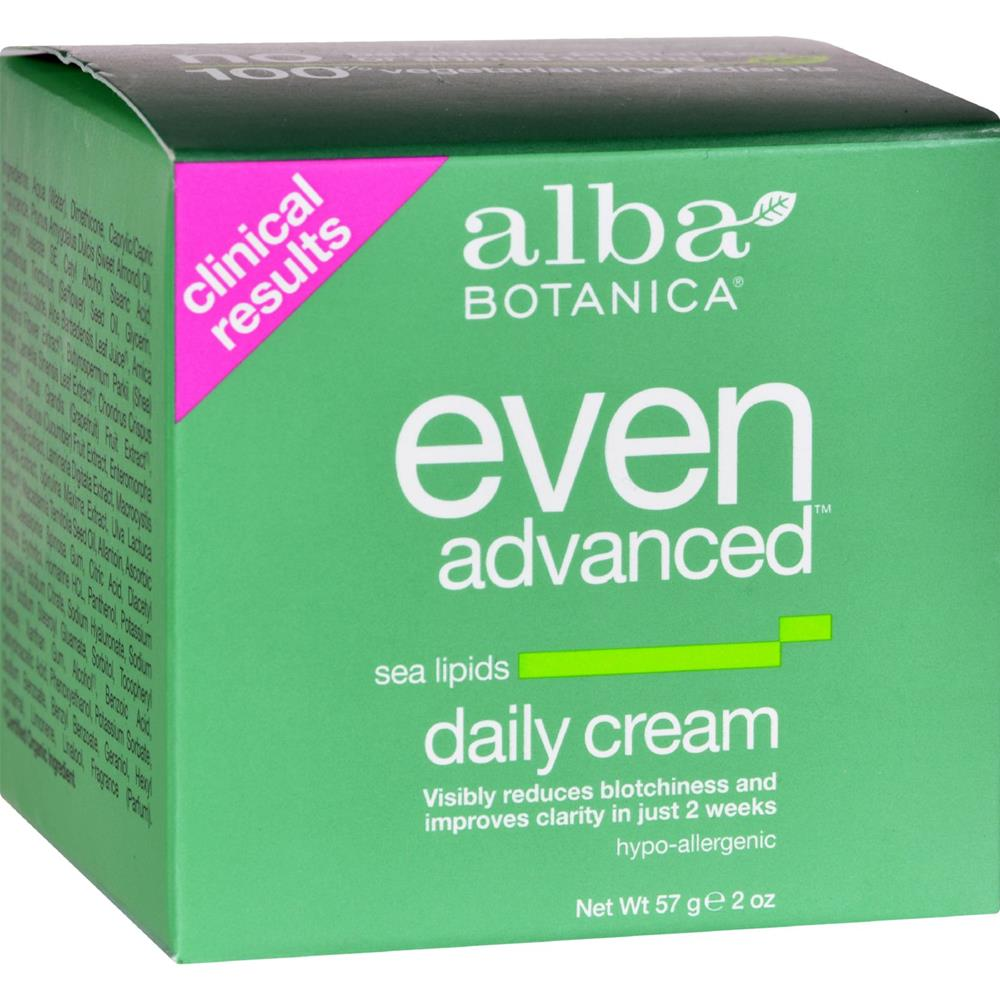 Natural Even Advanced Daily Cream ( 1 - 2 OZ)-BHA