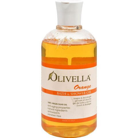 Olivella - Orange Bath And Shower Gel ( 2 - 16.9 FZ)-BHA