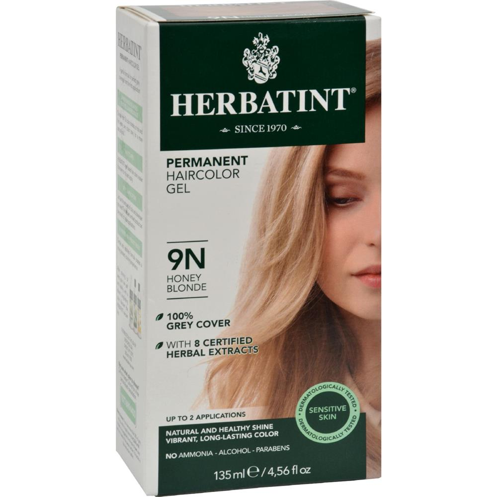 Herbatint - Permanent Herbal Haircolour Gel 9N - Honey Blonde ( 1 - CT)-BHA