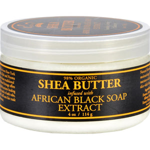 Nubian Heritage - Shea Butter Infused With Oats And Aloe ( 2 - 4 OZ)-BHA