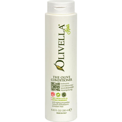 Olivella - The Olive Conditioner - Natural Formula ( 2 - 8.45 FZ)-BHA