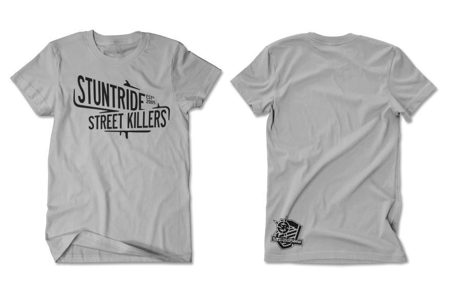 T-SHIRT - STREET KILLERS (BLACK PRINT)