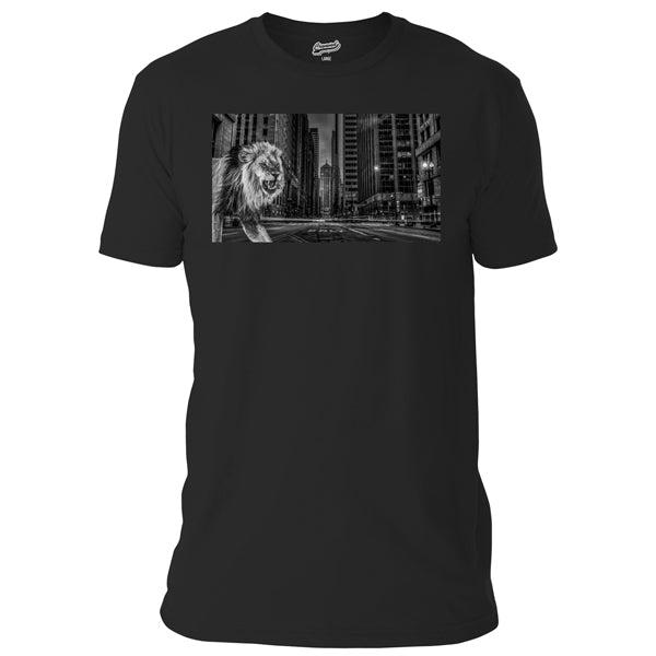 T-SHIRT - CONCRETE JUNGLE