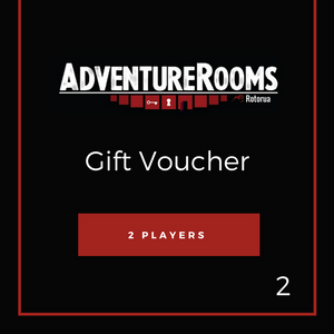 Gift Voucher - 2 Players