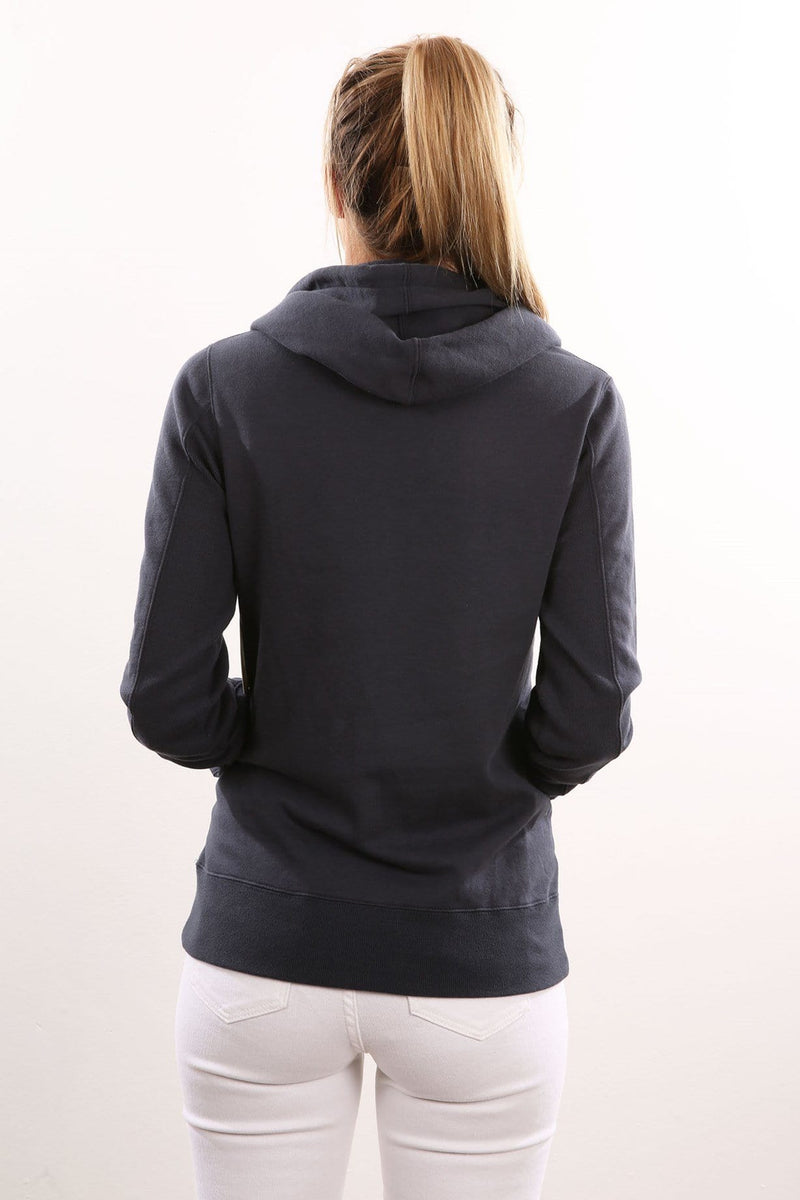 Carving Out Hoody Dark Navy Volcom - Jean Jail
