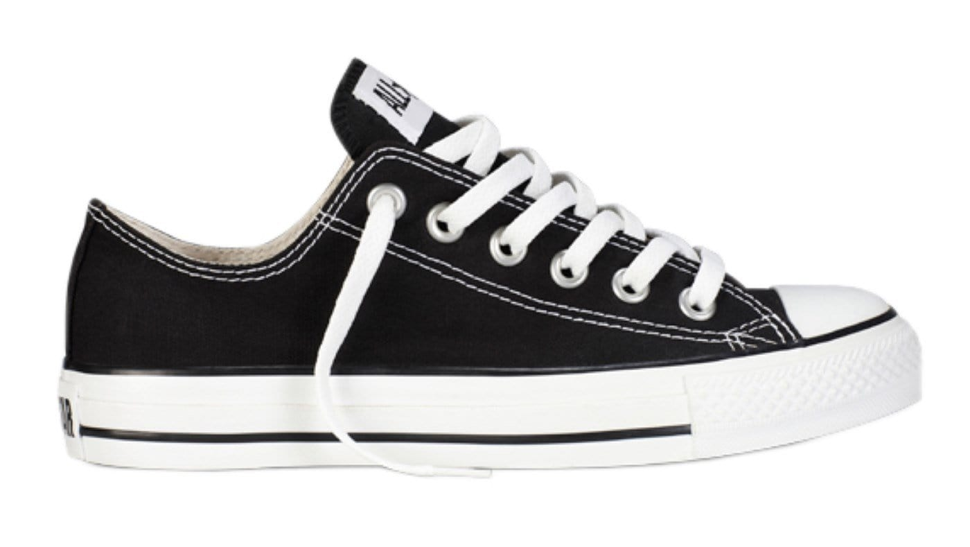 Chuck Taylor All Star Lo Black