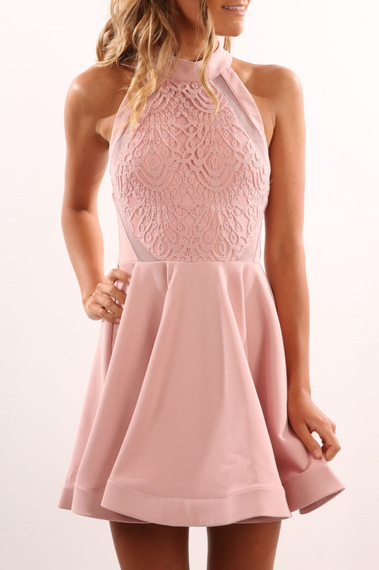 Celebration Dress Blush