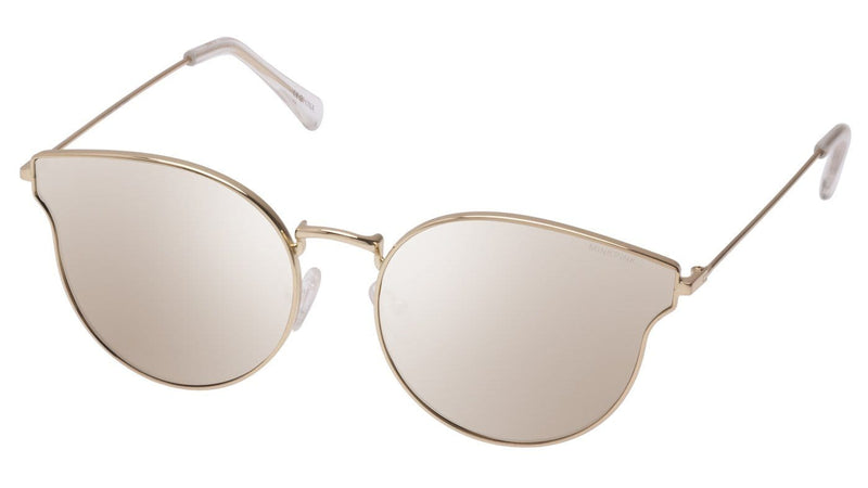 Seamless Gold // Gold Mirror Lenses Minkpink - Jean Jail