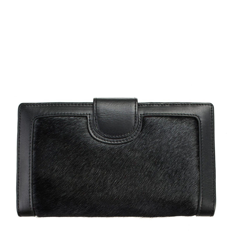 Doris Wallet Black Status Anxiety - Jean Jail