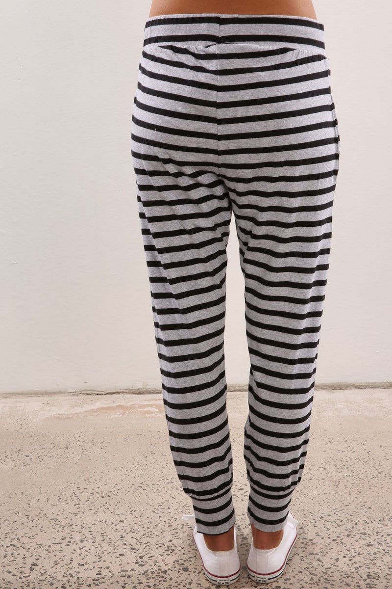Escape Stripe Pant Silent Theory - Jean Jail