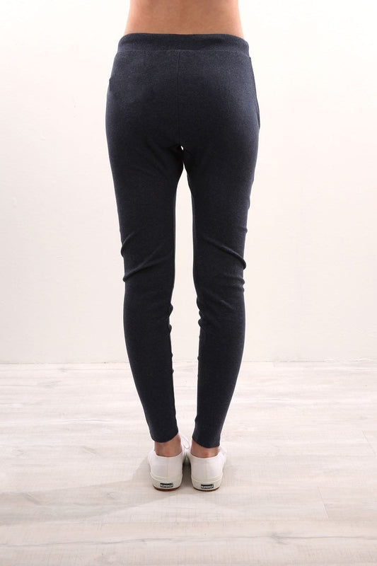 Fly With Me Pant Navy Marle
