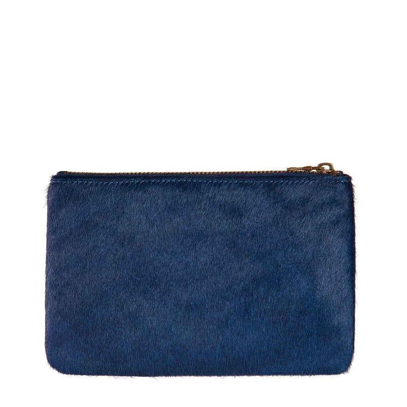 Maud Wallet Blue Status Anxiety - Jean Jail