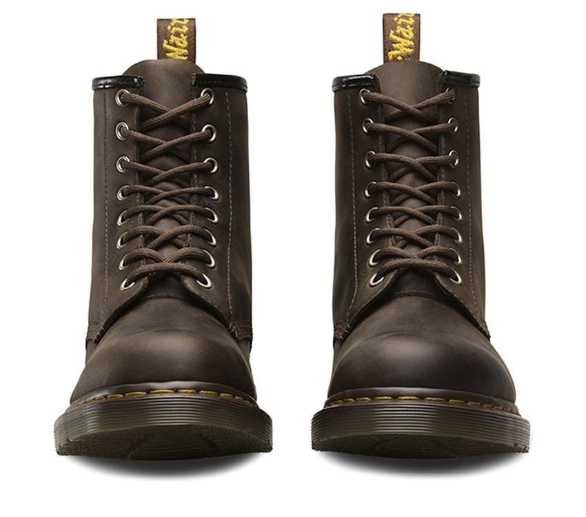 1460 8-Eye Boot Gaucho Crazy Horse Leather