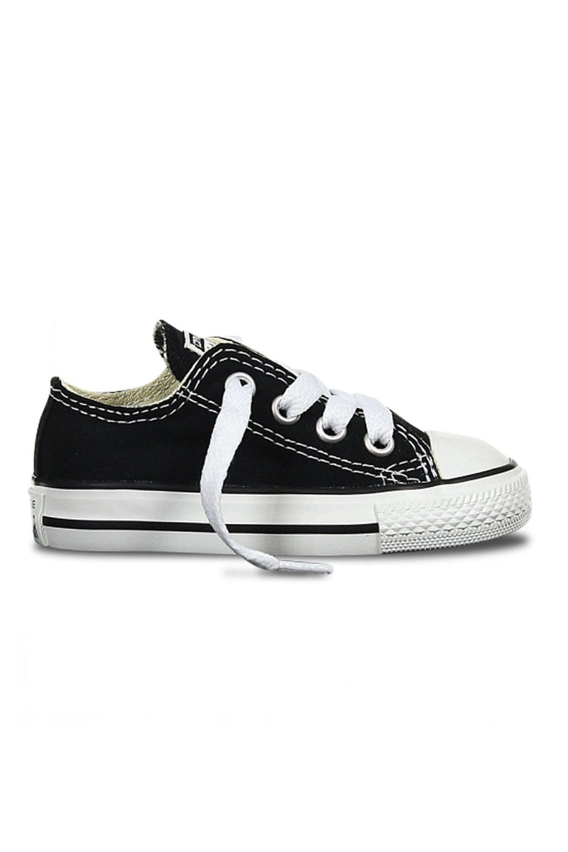 Chuck Taylor All Star Toddler Low Top Black Converse - Jean Jail