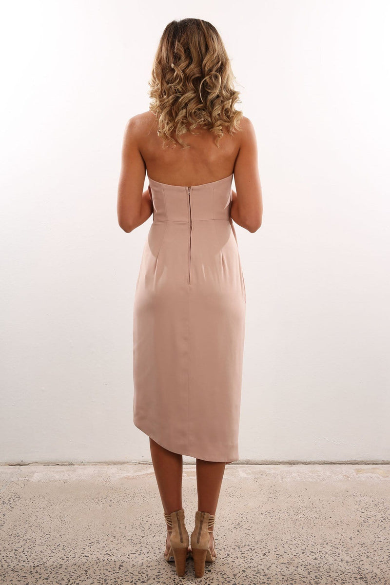 Visionary Dress Nude Keepsake - Jean Jail