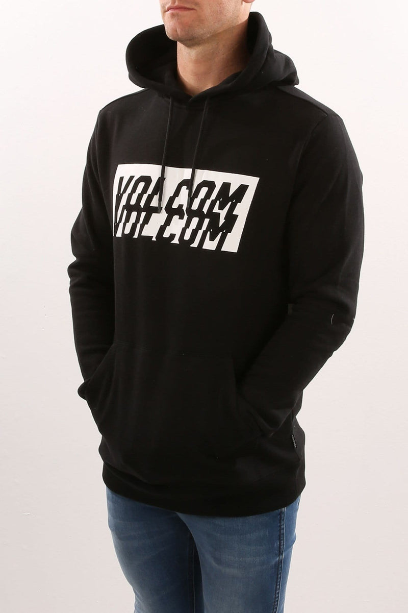Supply Stone Pullover Black Volcom - Jean Jail