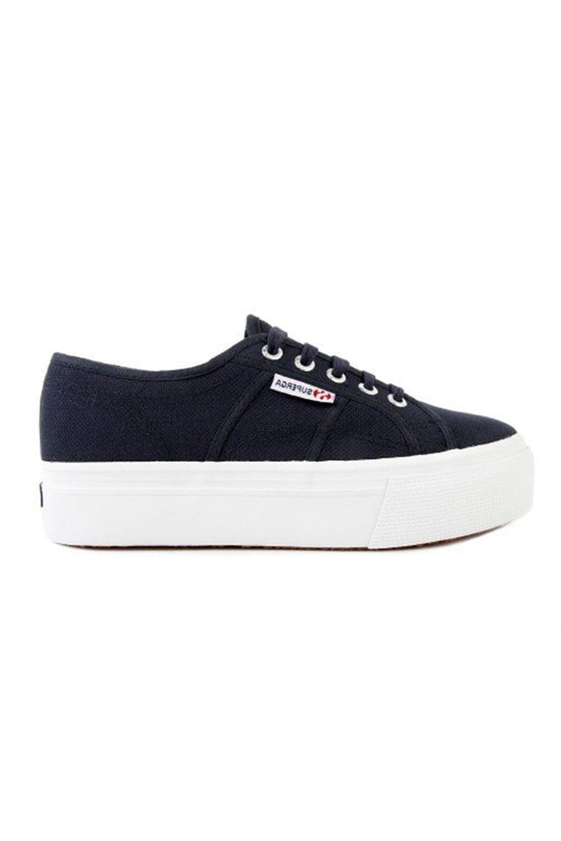 2790 Acotw Linea Up And Down Shoe Navy Superga - Jean Jail