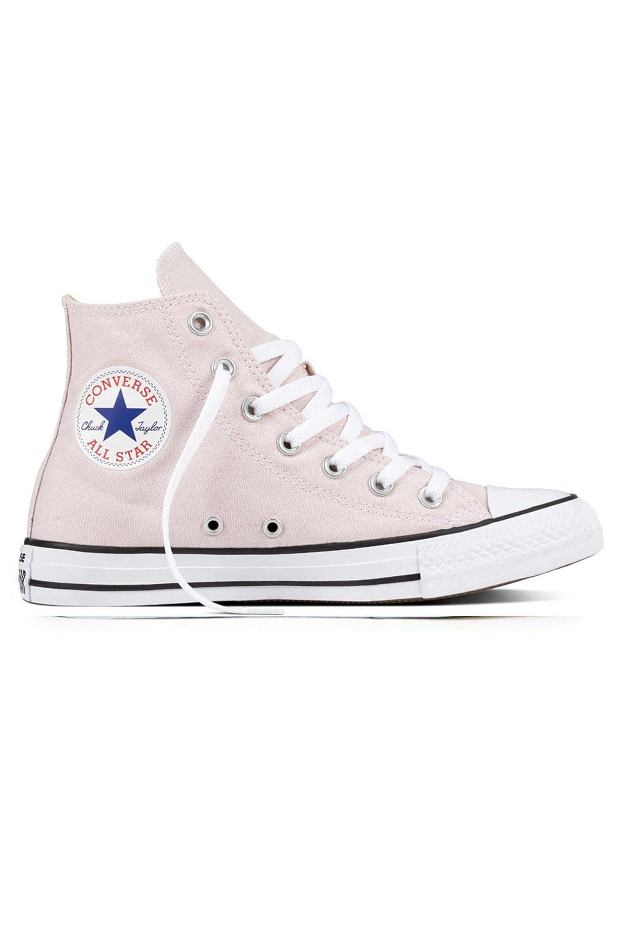 All Star Fresh Colour High Top Barely Rose