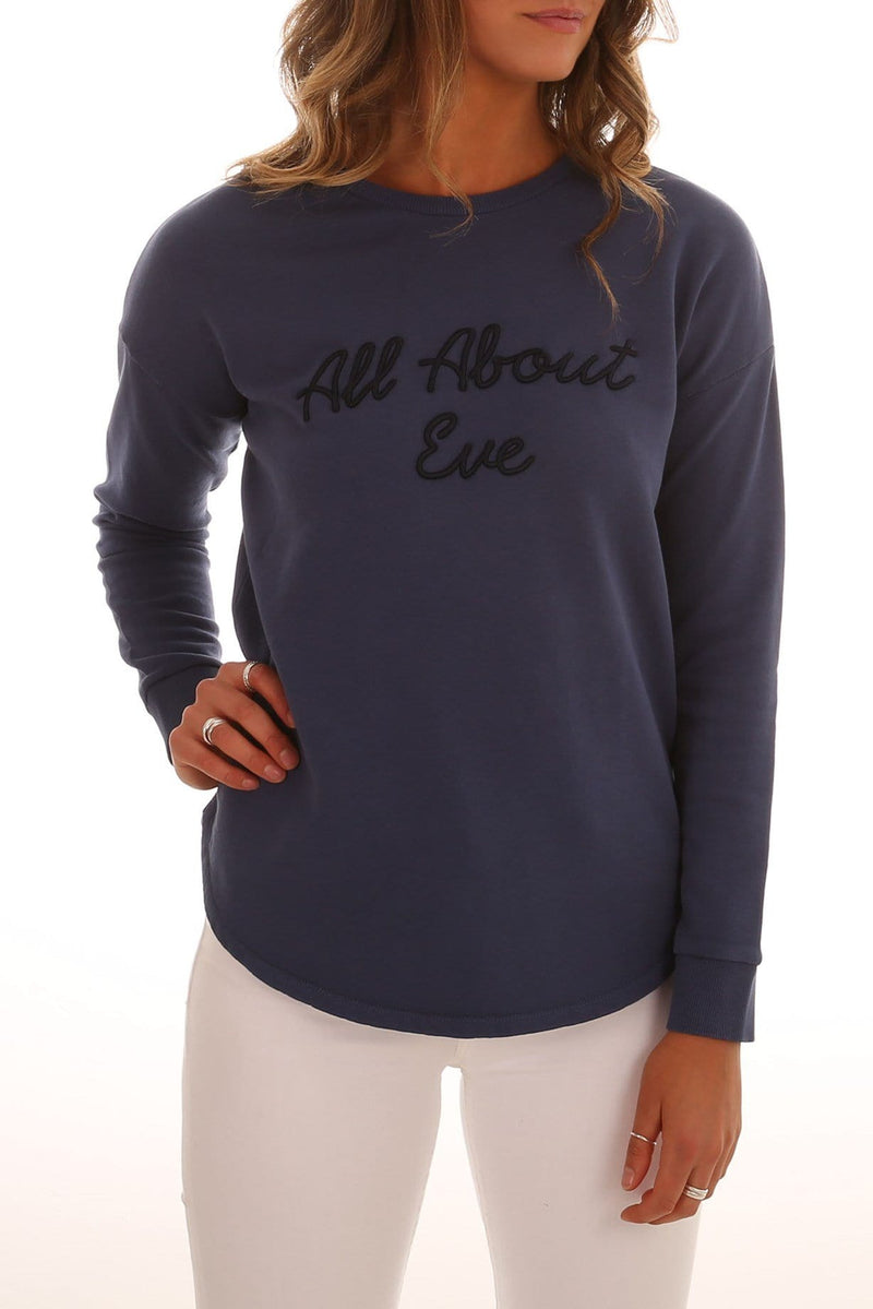 Dion Jumper Blue Steel All About Eve - Jean Jail