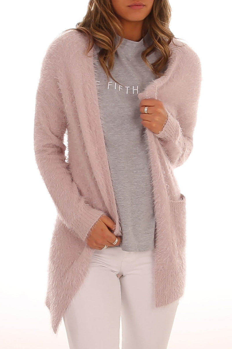 Fairy Floss Cardi Fairy Pink Sass - Jean Jail