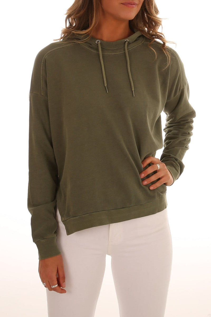 Subdued Hoody Khaki All About Eve - Jean Jail