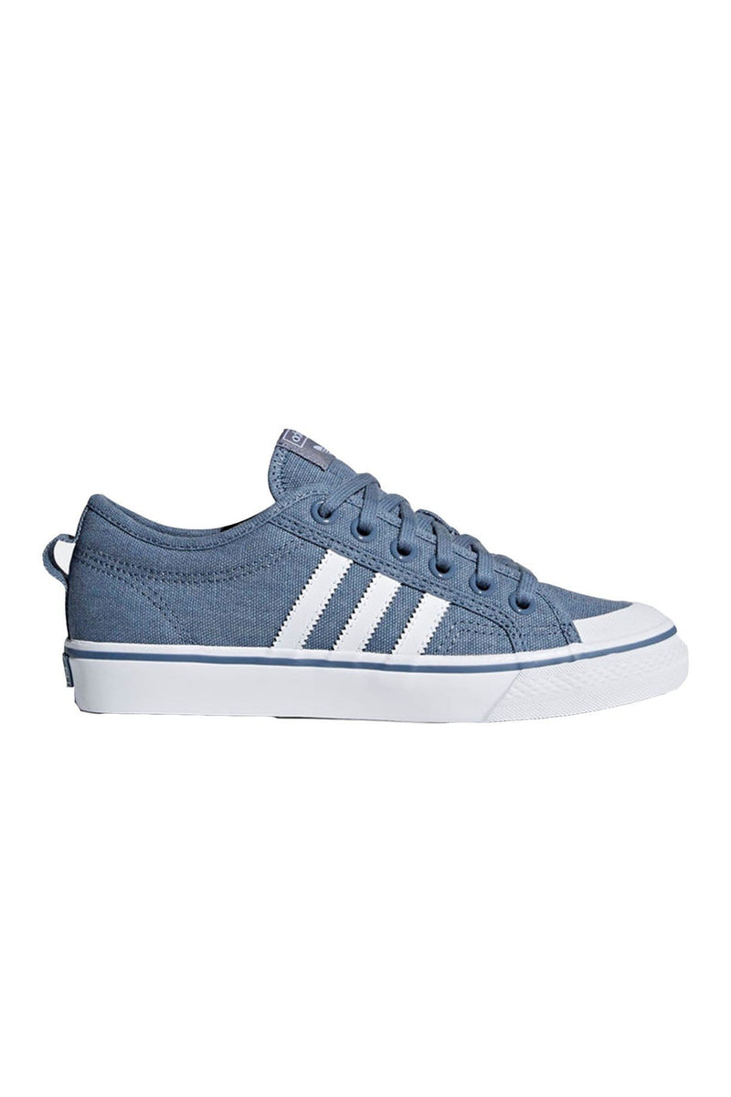 Nizza W Raw Steel FTWR White adidas - Jean Jail