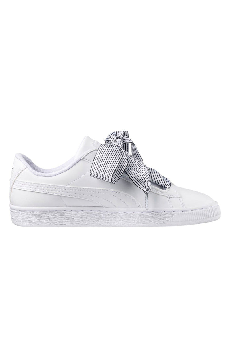 Basket Heart Sneakers White Puma - Jean Jail