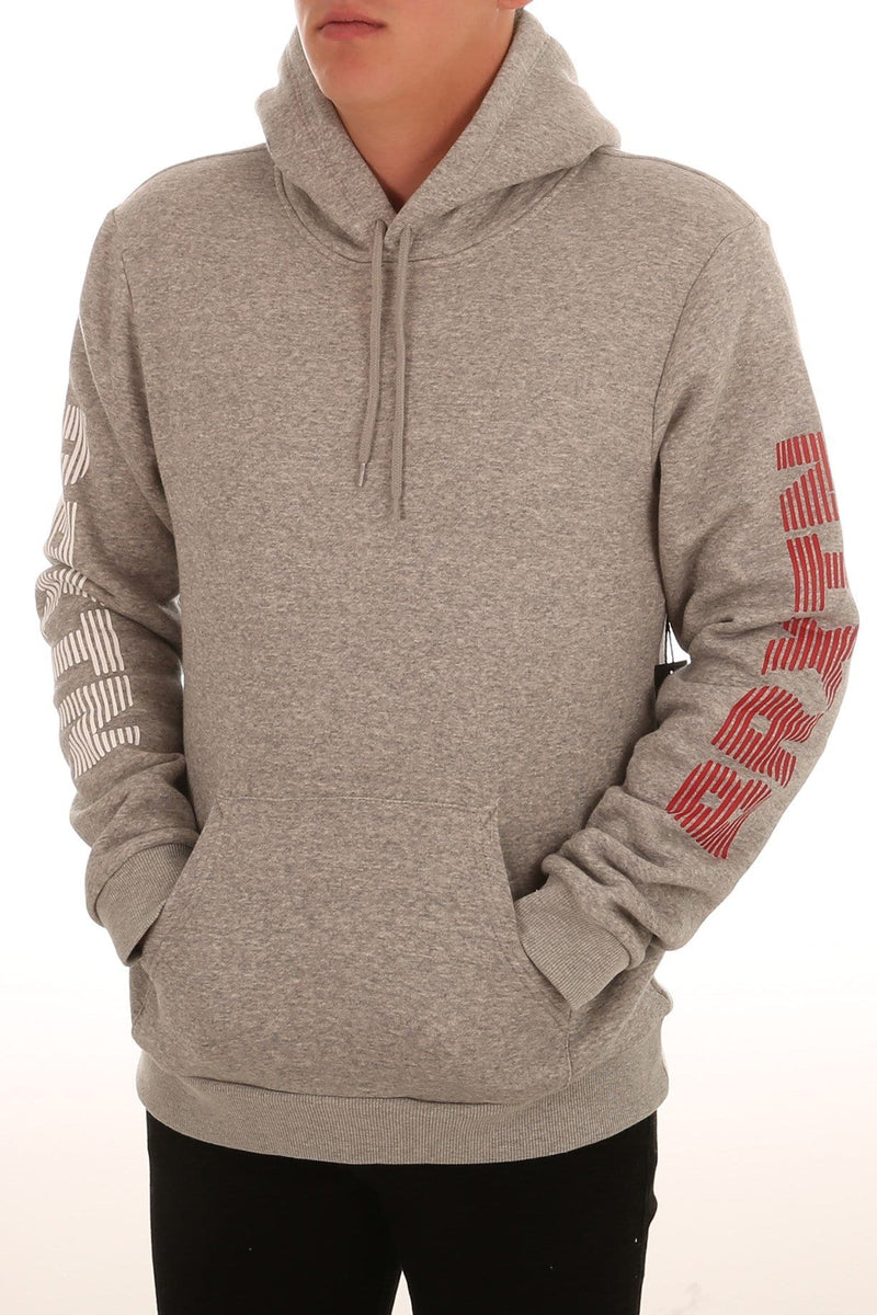 Haste II SV INTL Hood Heather Grey Brixton - Jean Jail