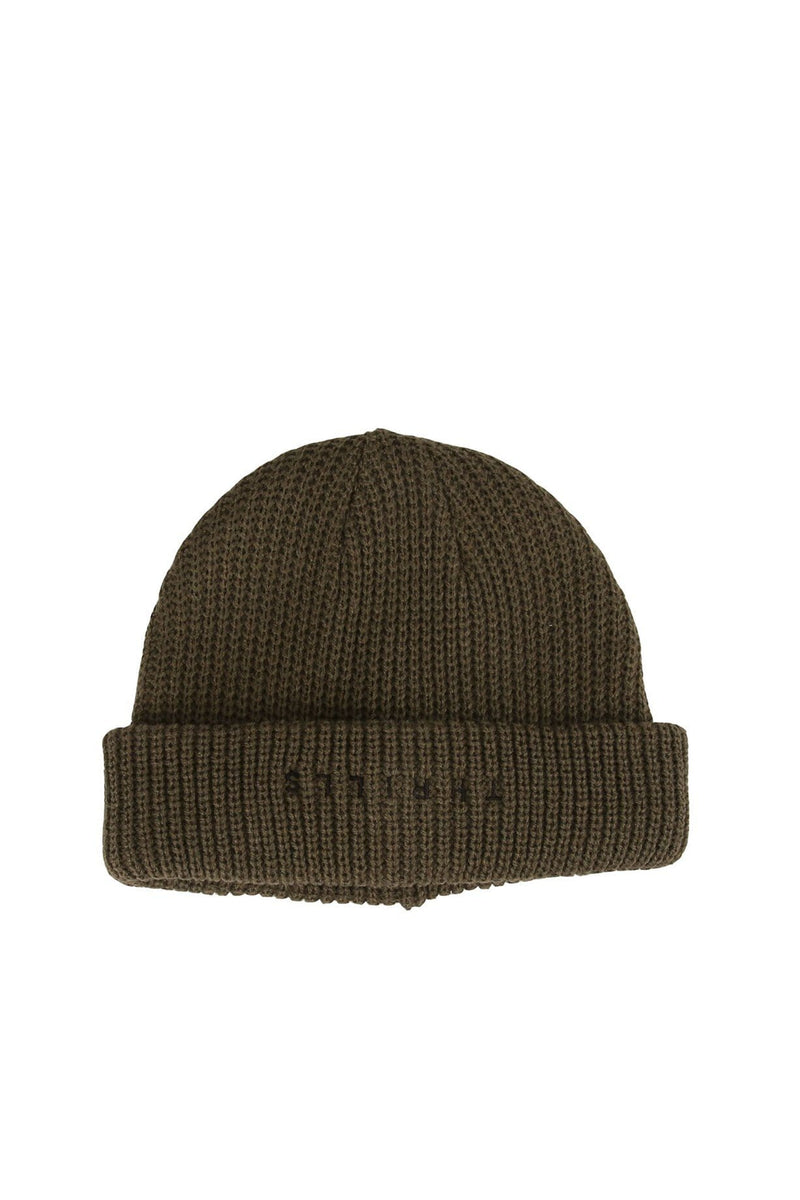 Classic Thrills Beanie Army Green
