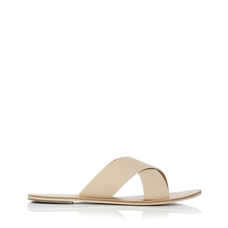 Majorca Sandal Nude Pebble Billini - Jean Jail