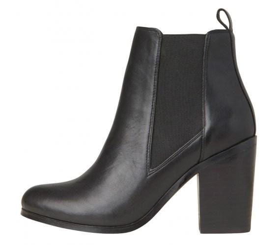 Louey Boot Black Windsor Smith - Jean Jail