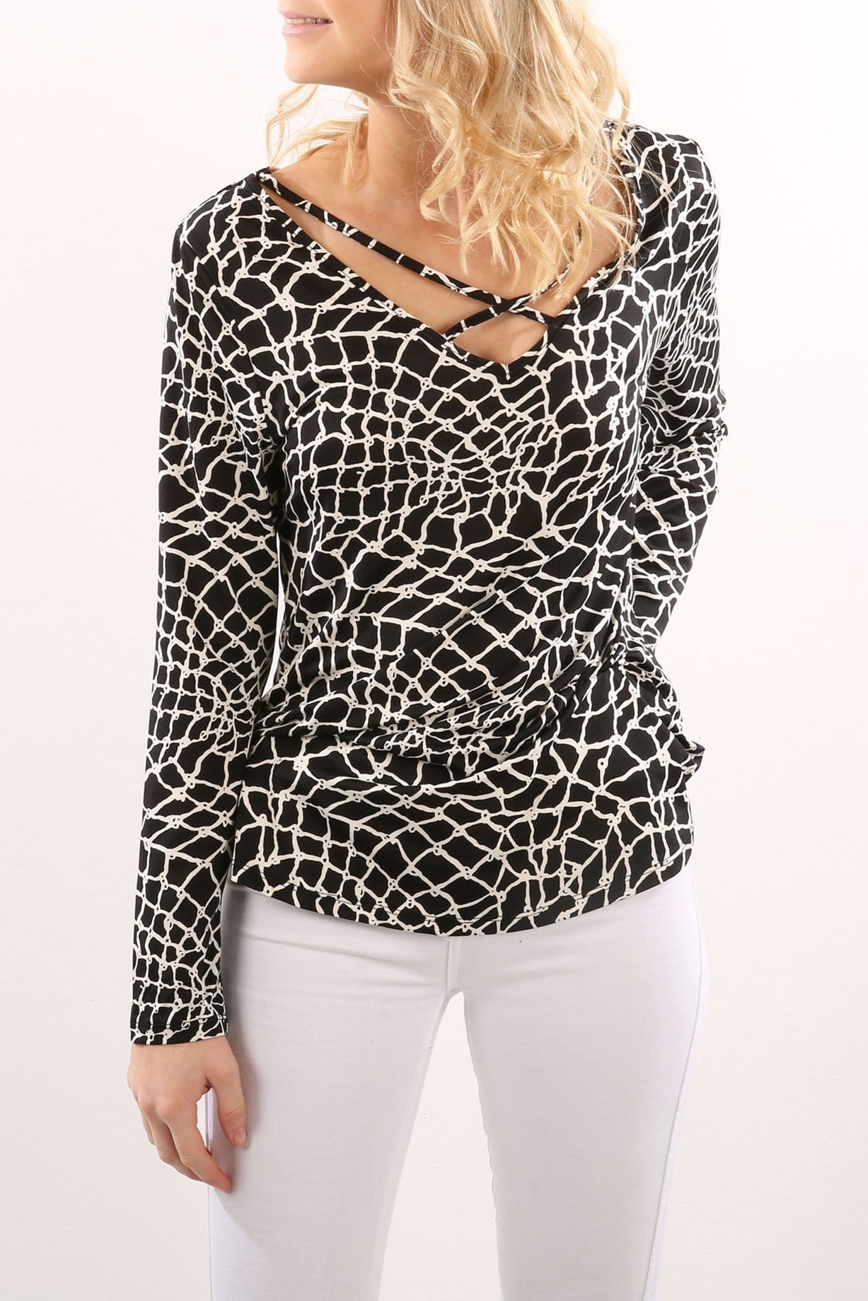 Khalifa Top Black