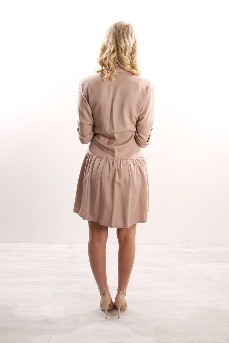 Jaina Dress Blush