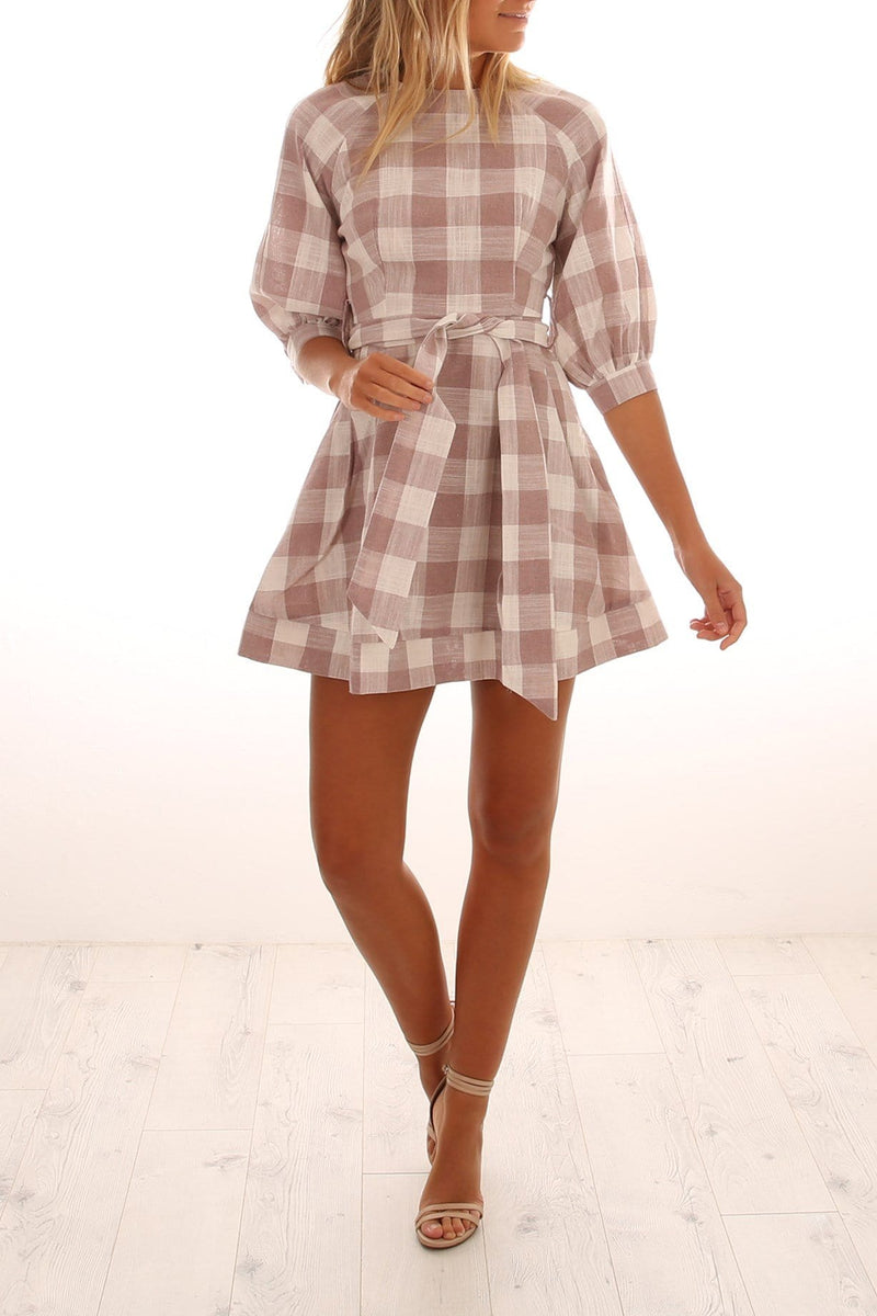 Back Together Dress Blush