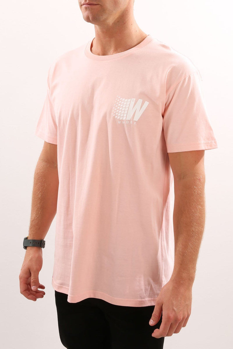 Billy 95 Custom Fit Tee Pink
