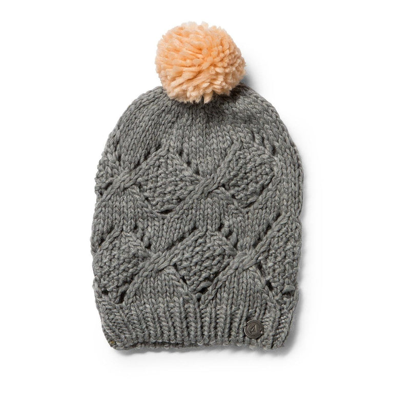 Gypsy Queen Beanie Grey Volcom - Jean Jail