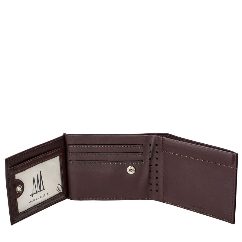 Noah Wallet Chocolate