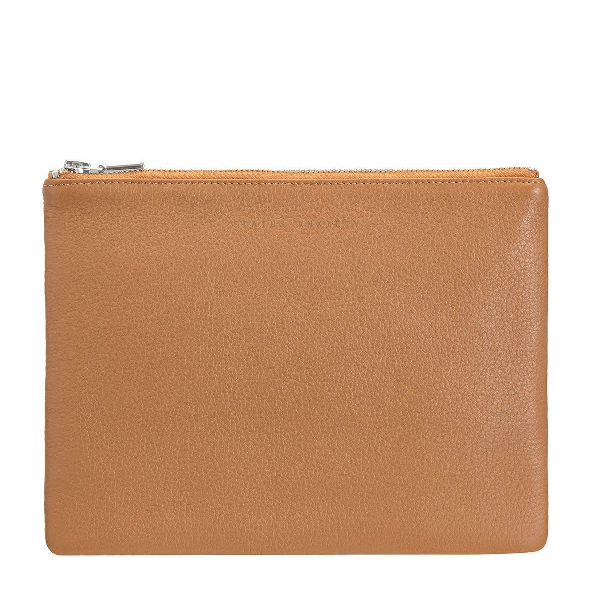 Anti-Heroine Clutch Tan